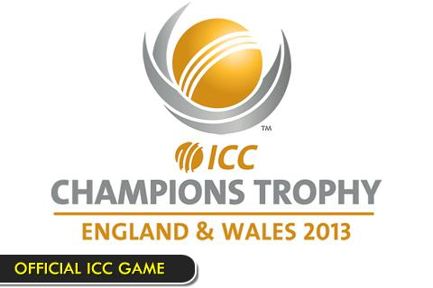 ICC Champions Trophy2013 Trial
