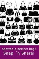 Screenshot of Handbag Spotting!