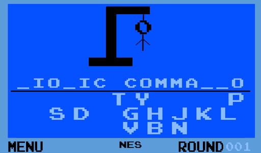 Video Game Hangman: FREE