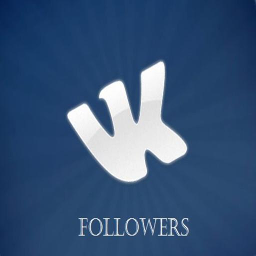 More Followers For VKontakte