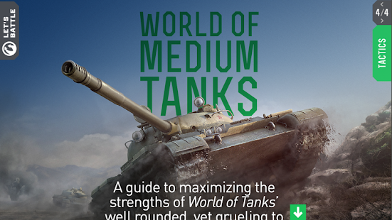 World of Tanks Magazine (EN) - screenshot thumbnail