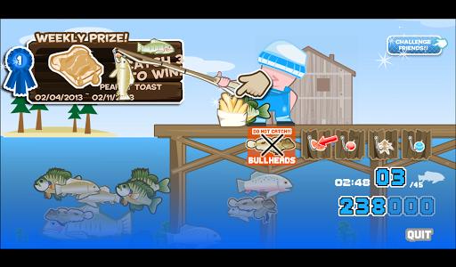 Fish and Serve Lake Fishing 4 screenshots 5
