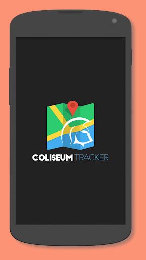 Coliseum Tracker Rastreador