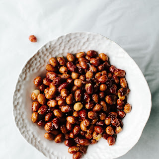 Sweet & Spicy Peanuts