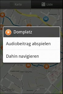 Audioguide Münster- screenshot thumbnail