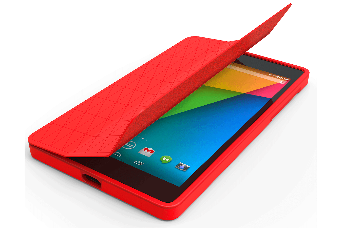 Nexus 7 (2013) Folio - Bright Red - screenshot
