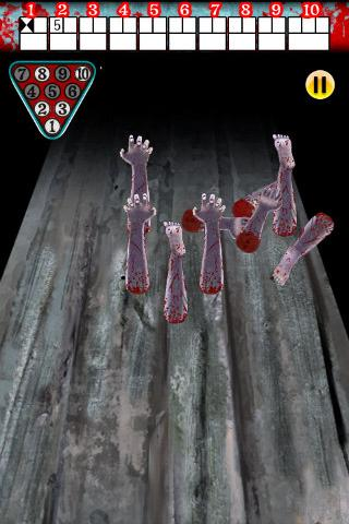 Zombie Bowling - screenshot