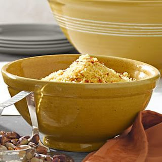 Couscous with Brown Butter and Parsley