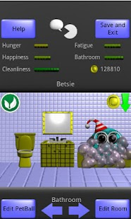 PetBall Virtual Pet - screenshot thumbnail