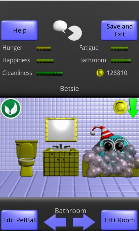 PetBall Virtual Pet - screenshot