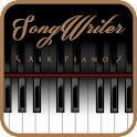 Piano App! Songwriting & Play icon