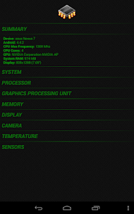 System Info Droid - screenshot thumbnail