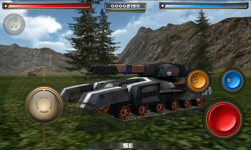 Tank Recon 2 - screenshot thumbnail