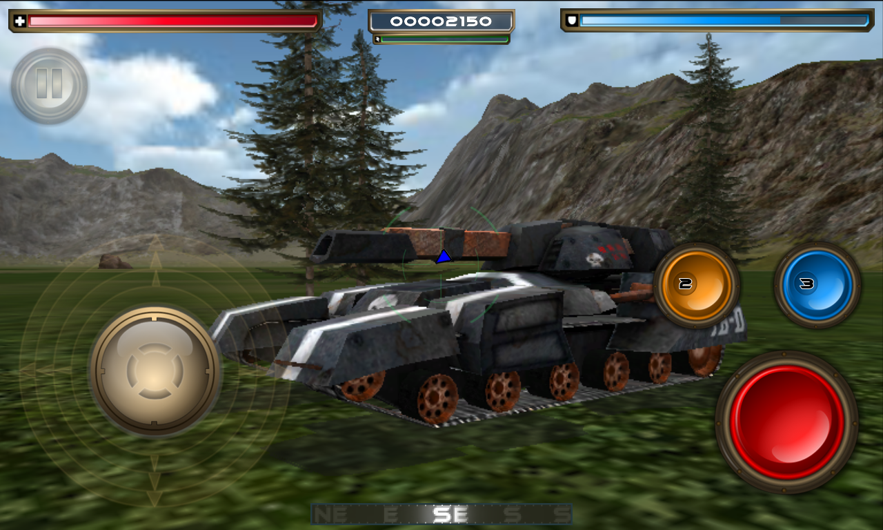 Tank Recon 2 - screenshot