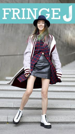 【免費生活App】No.1 Fashion Magazine FringeJ-APP點子