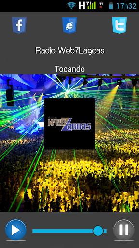 Rádio Web7Lagoas
