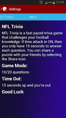 NFL Triviaのおすすめ画像5