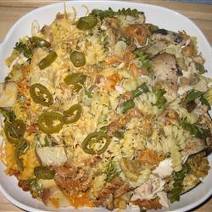Leftover Casserole Recipe