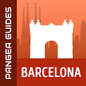 Barcelona Travel Pangea Guides icon