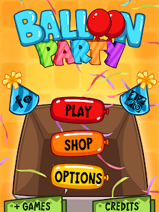 Balloon Party - Birthday Game - screenshot thumbnail