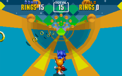 Sonic The Hedgehog 2- screenshot thumbnail
