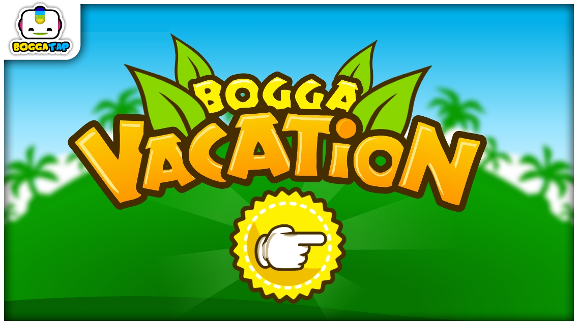 Bogga Vacation - App For Kids- screenshot