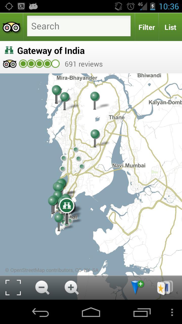Mumbai City Guide screenshot #2