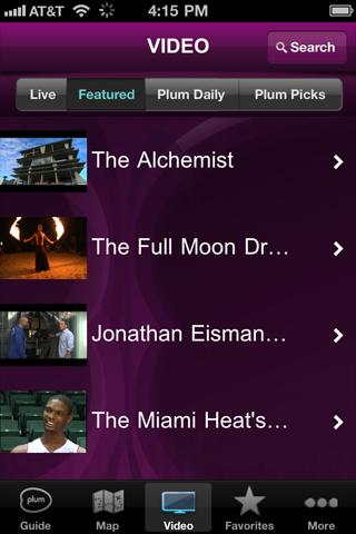 Plum Mobile - screenshot