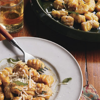 Butternut Squash Gnocchi with Sage Brown Butter