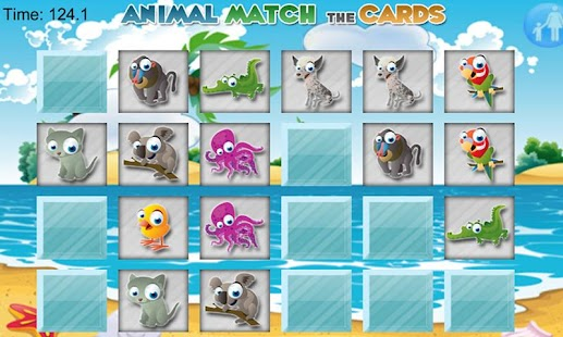 Match Cards Game for Toddlers- screenshot thumbnail