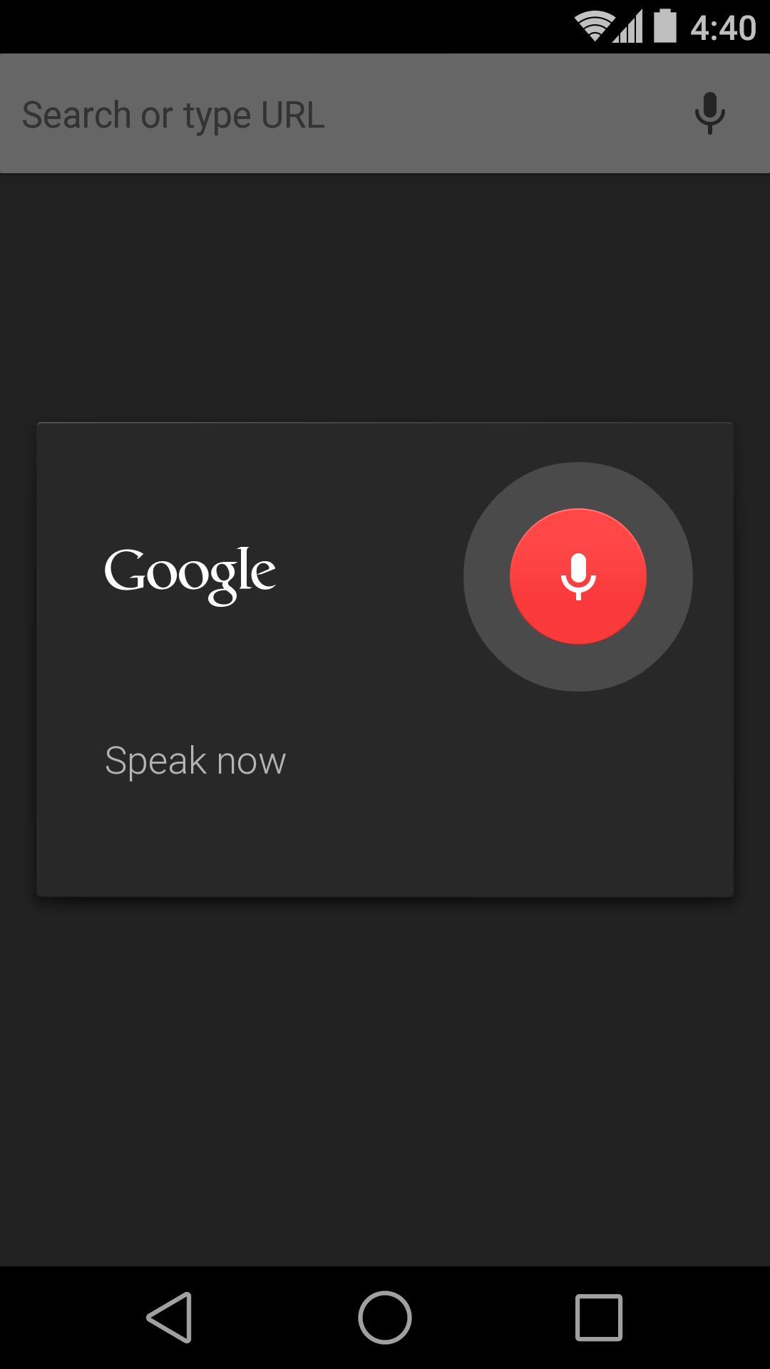 Chrome Browser - Google screenshot #2