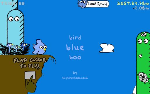 blue bird boo