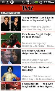 TMZ - screenshot thumbnail