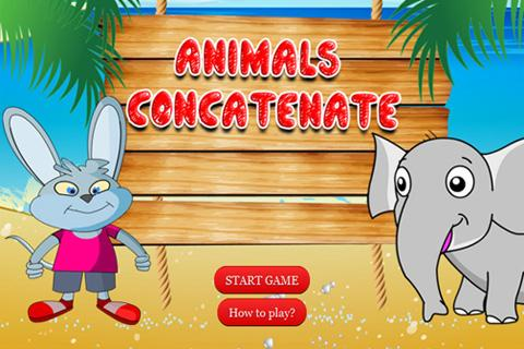 Animals Concatenate