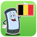 Belgian applications icon