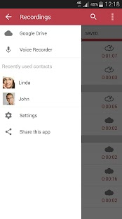 Automatic Call Recorder Pro - screenshot thumbnail