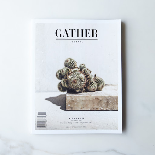 Gather Journal: Issue 5, Spring/Summer 2014