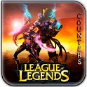 COUNTERS - LEAGUE OF LEGENDS icon