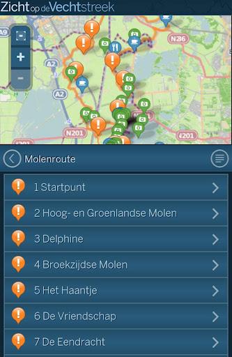 【免費旅遊App】Zicht op de Vechtstreek-APP點子