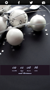 Christmas Countdown Widget - screenshot thumbnail