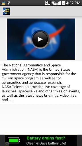 NASA Public TV