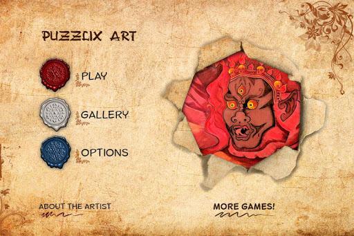 Puzzle Puzzlix: Roerich