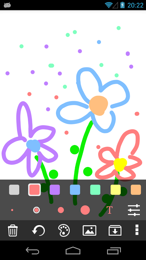 Let's Draw - drawing, painting- screenshot