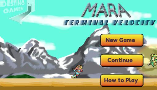 Mara Terminal Velocity