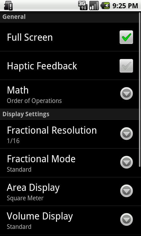 Pipe Trades Pro Calculator- screenshot