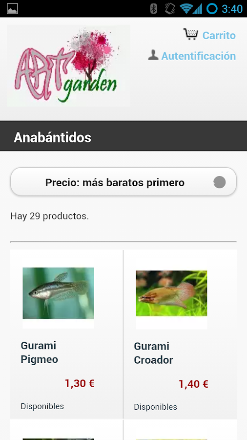 Art garden jard n y mascotas android apps on google play for Jardin google translate