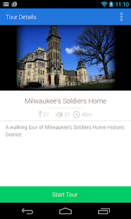 Milwaukee's Soldiers Home- screenshot thumbnail