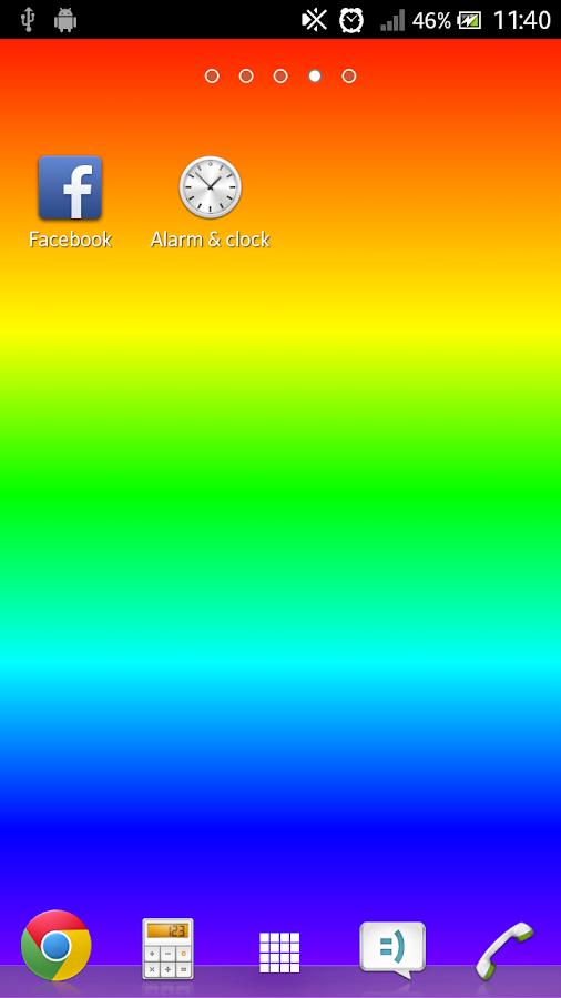 Color Patterns - screenshot
