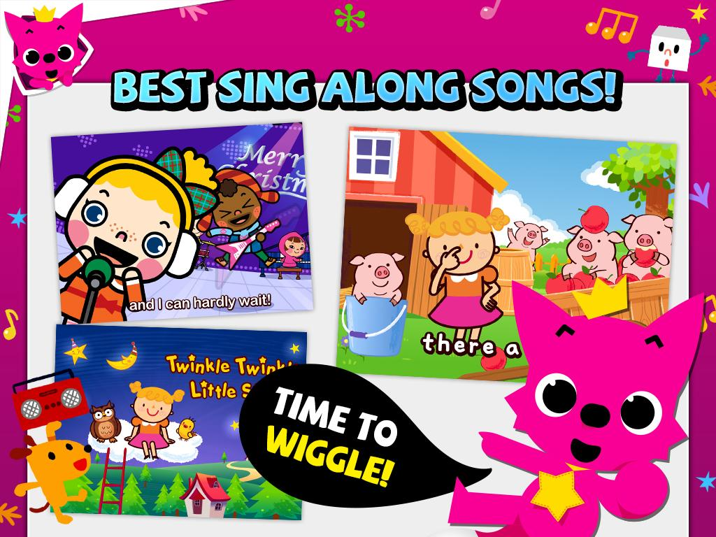 Best Kids Songs- screenshot