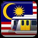 Trainsity Kuala Lumpur LRT KTM icon
